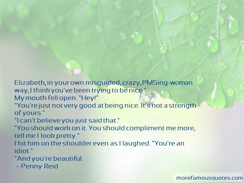 Crazy Beautiful Woman Quotes Pictures 2