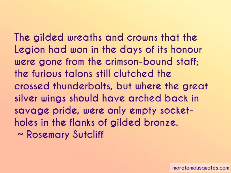 Crimson Bound Quotes