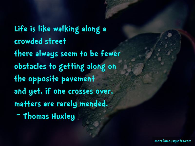 Crowded Street Quotes Pictures 2