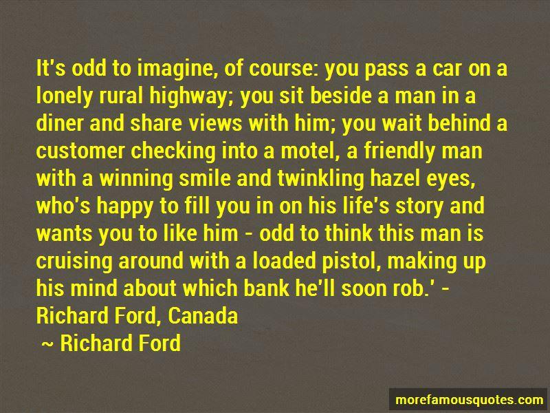Cruising In Car Quotes