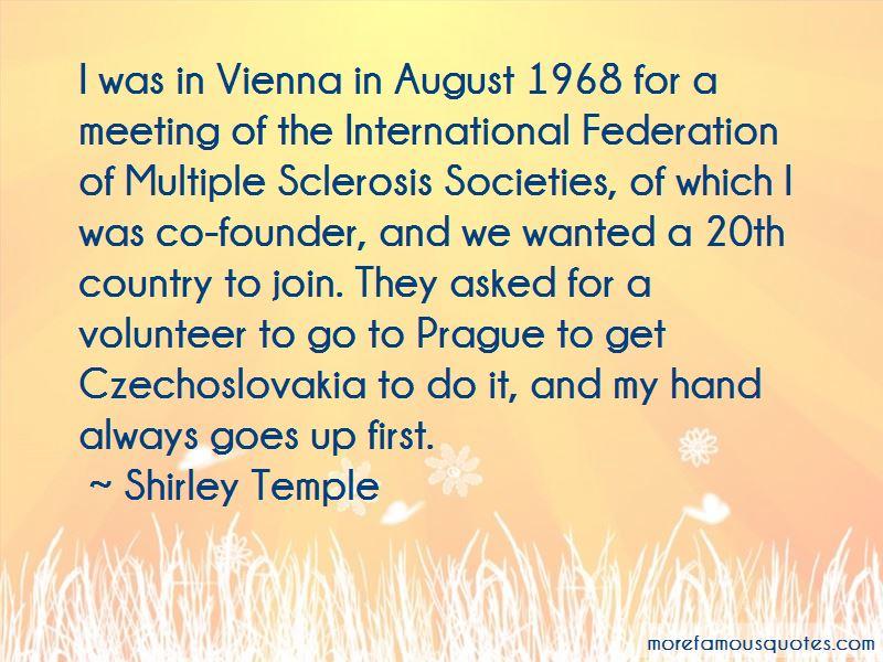 Czechoslovakia 1968 Quotes