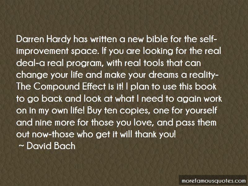 Darren Hardy Compound Effect Quotes Pictures 2