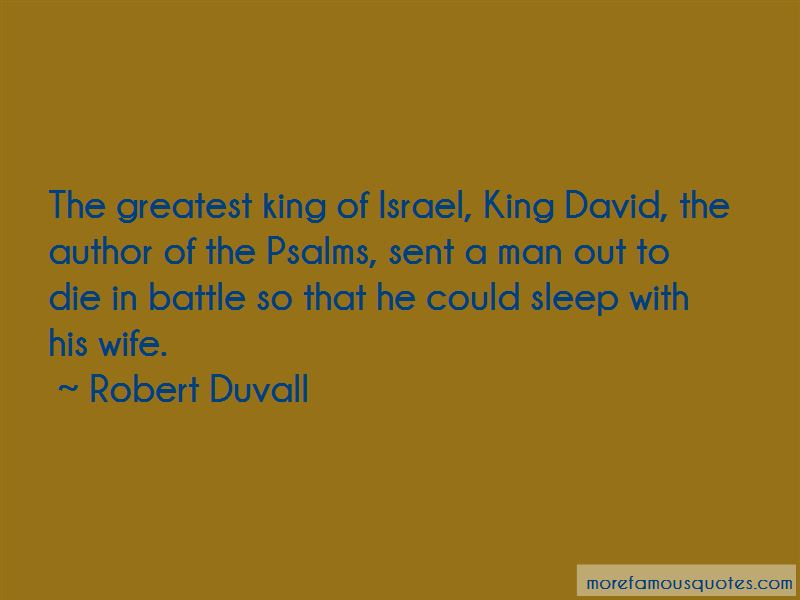 David King Of Israel Quotes Pictures 2