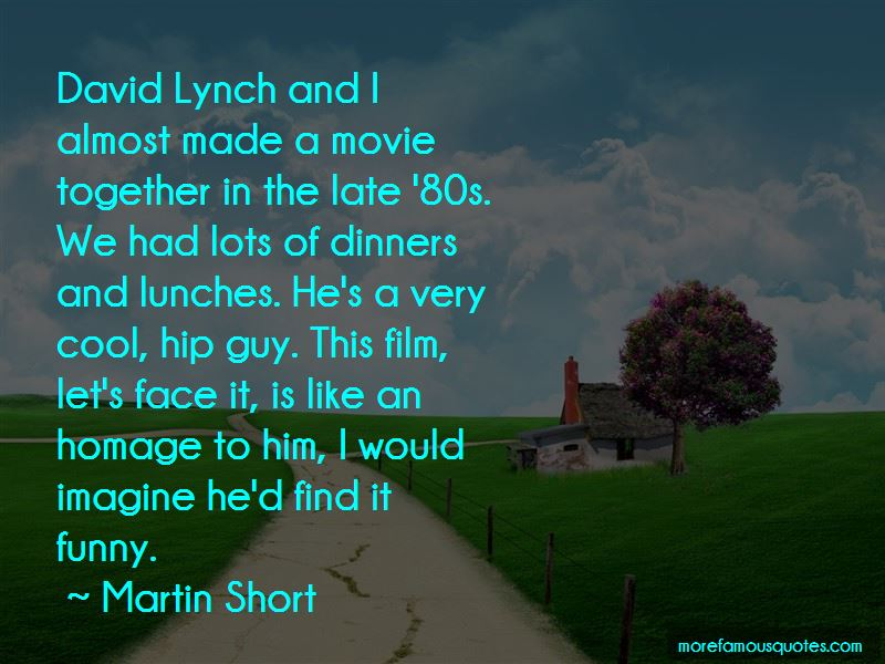 David Lynch Movie Quotes Pictures 2