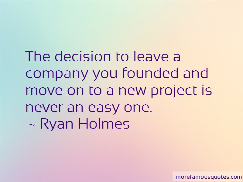 Decision To Leave Quotes