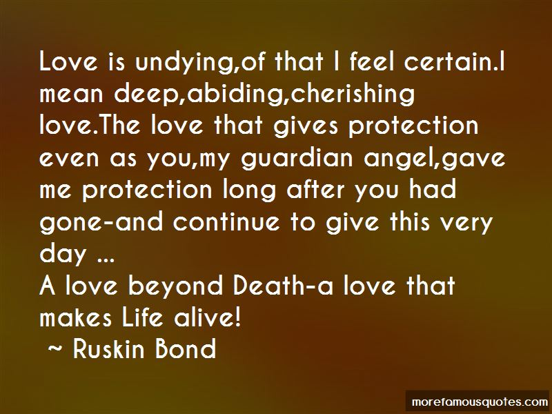 Deep Life And Death Quotes