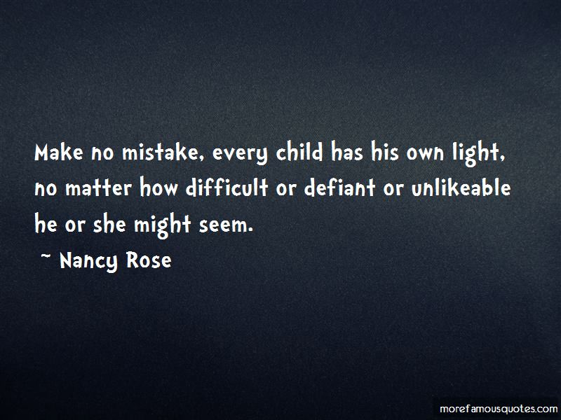 Defiant Child Quotes Pictures 2