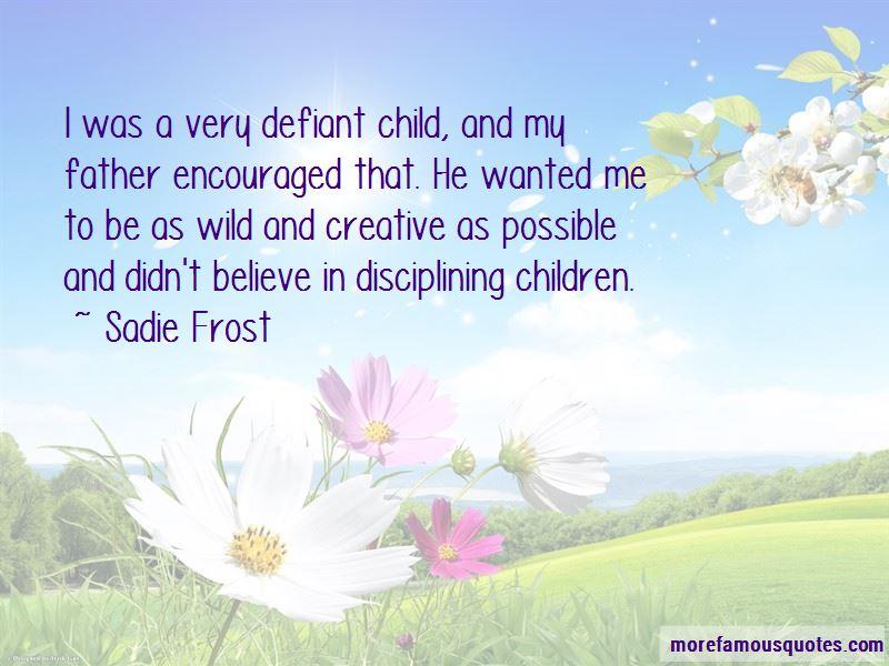 Defiant Child Quotes