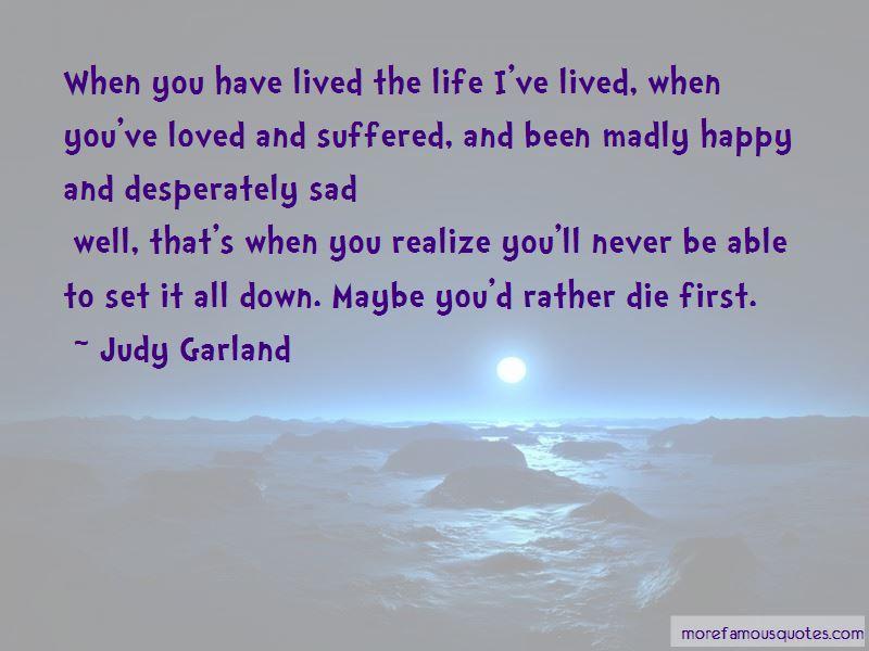 Desperately Sad Quotes Pictures 4