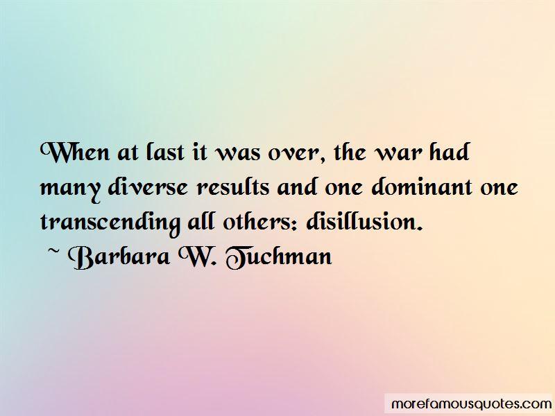 Disillusion Quotes