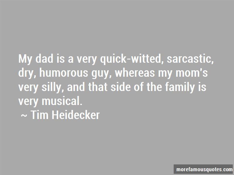 Dry Humorous Quotes