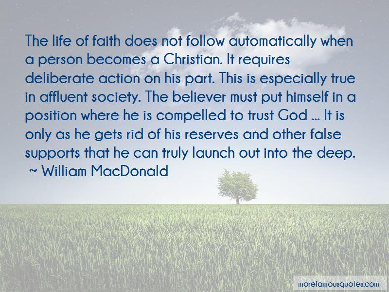 False Believer Quotes