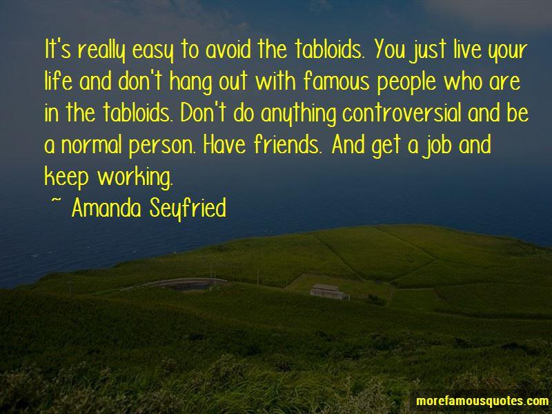 Famous Friends Tv Quotes