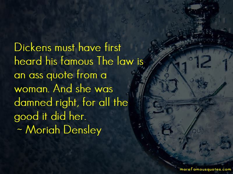 Famous Law Quotes