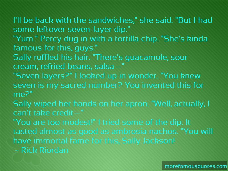 Famous Salsa Quotes