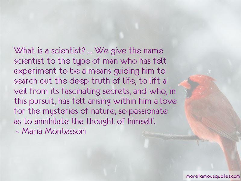 Fascinating Nature Quotes