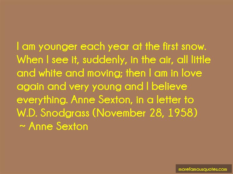 First Snow Love Quotes Pictures 3