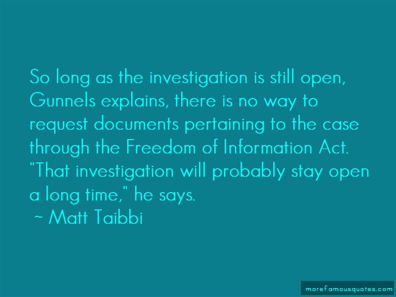 Freedom Of Information Act Quotes Pictures 3