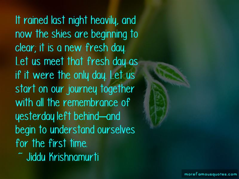 Fresh Start Day Quotes Pictures 2