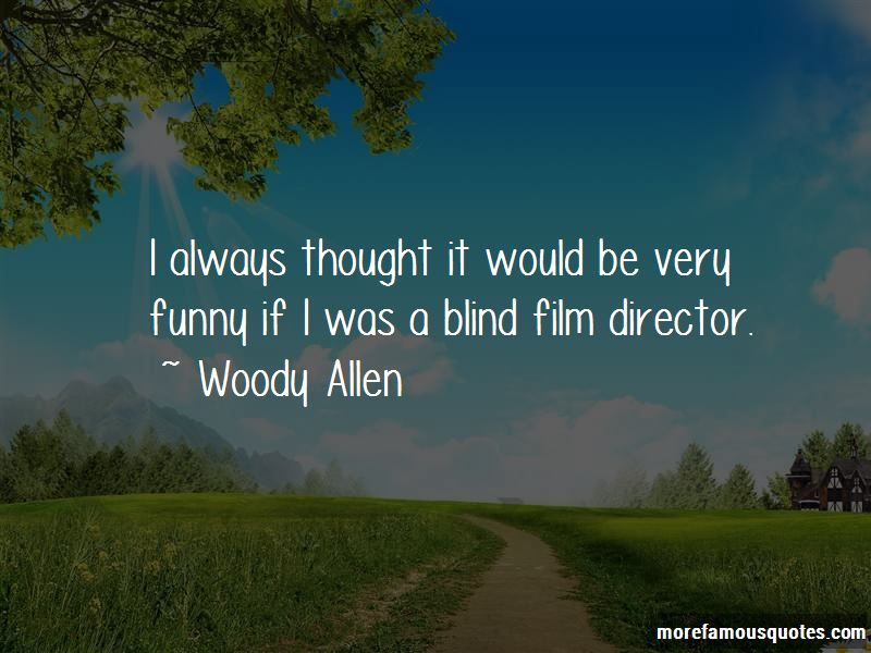 Funny Blind Quotes