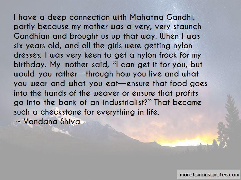 Gandhi Life Quotes
