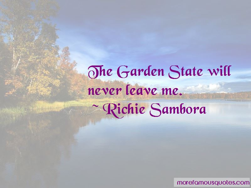 Garden State Quotes