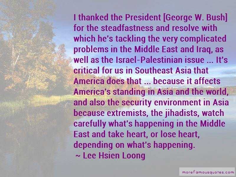 George W Quotes
