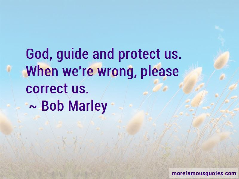 God Please Guide Us Quotes