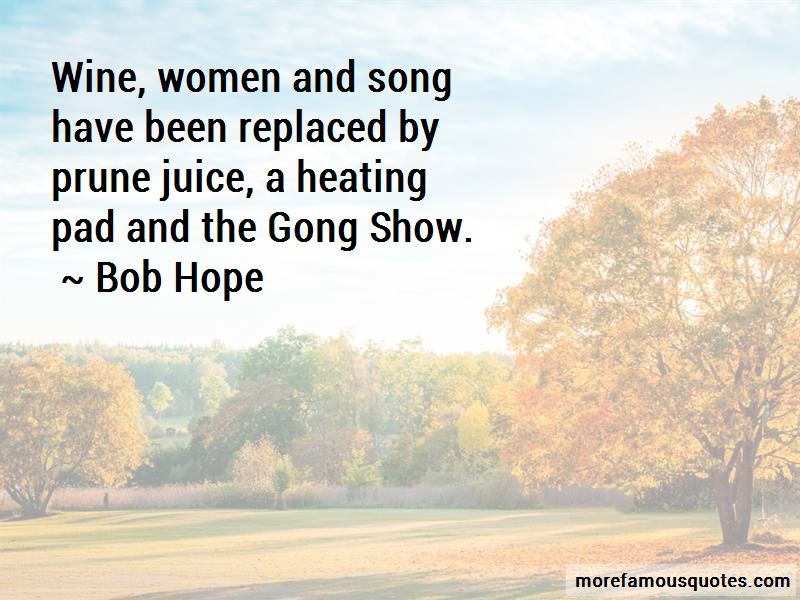 Gong Show Quotes