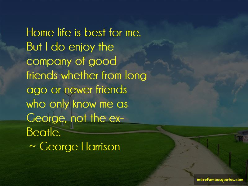 Good Friends Company Quotes Pictures 3