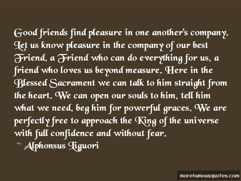 Good Friends Company Quotes Pictures 4