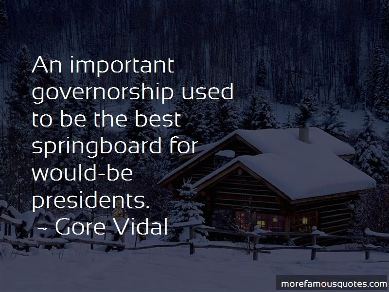 Governorship Quotes Pictures 2