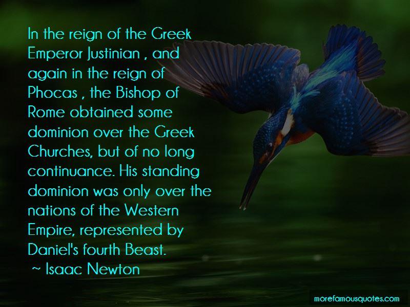 Greek Emperor Quotes