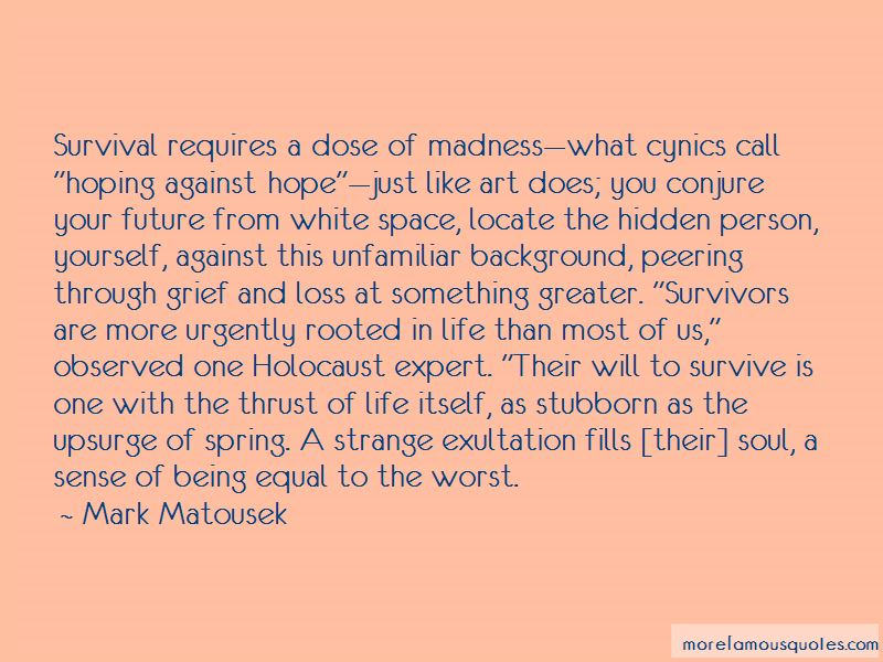 Grief Observed Quotes