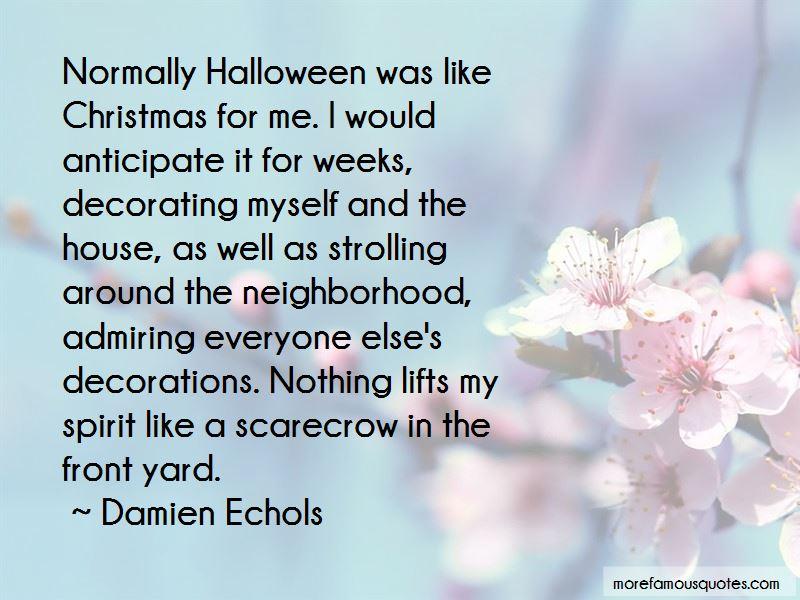 Halloween Scarecrow Quotes