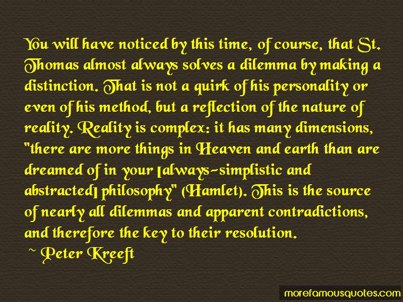 Hamlet Contradictions Quotes