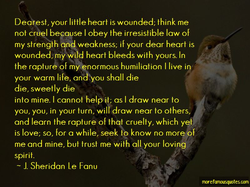 Heart Bleeds For You Quotes Pictures 2