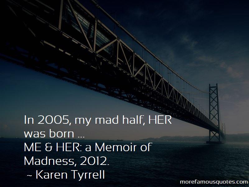 Her A Memoir Quotes