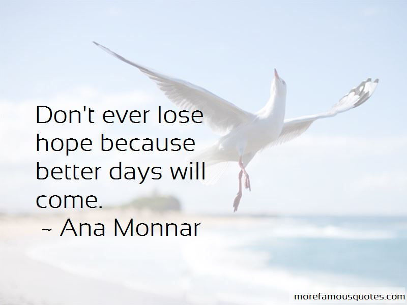 Hope Better Days Quotes Pictures 4