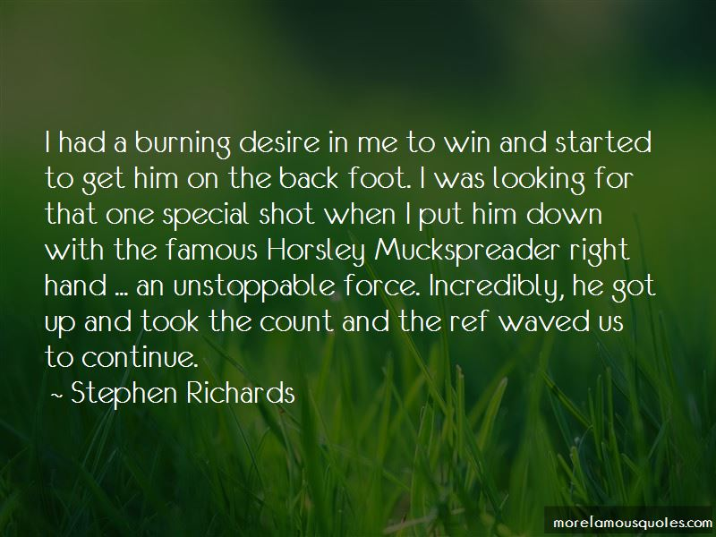 Horsley Quotes