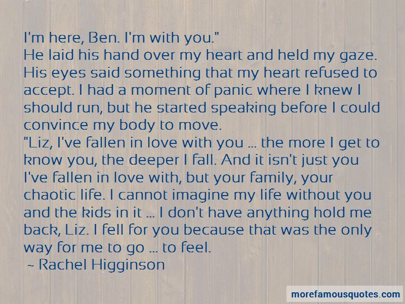 I Cannot Imagine My Life Without You Quotes: top 10 quotes ...