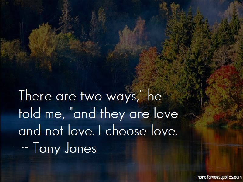 I Choose Love Quotes Pictures 3