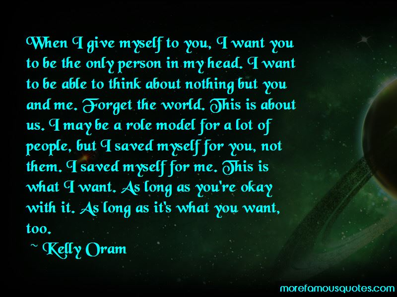 I Give Myself To You Quotes Pictures 3