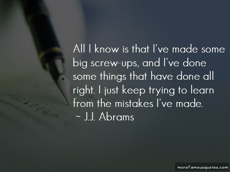 I Have Done Mistakes Quotes Pictures 2