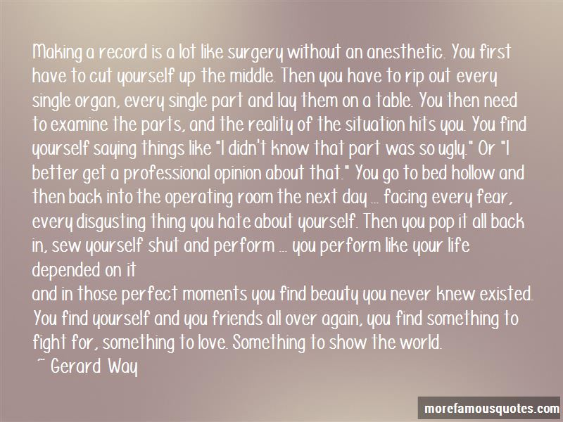 I Love You All Over Again Quotes