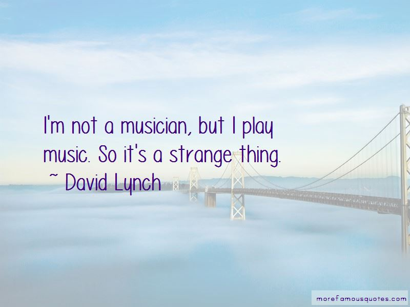 I Play Music Quotes
