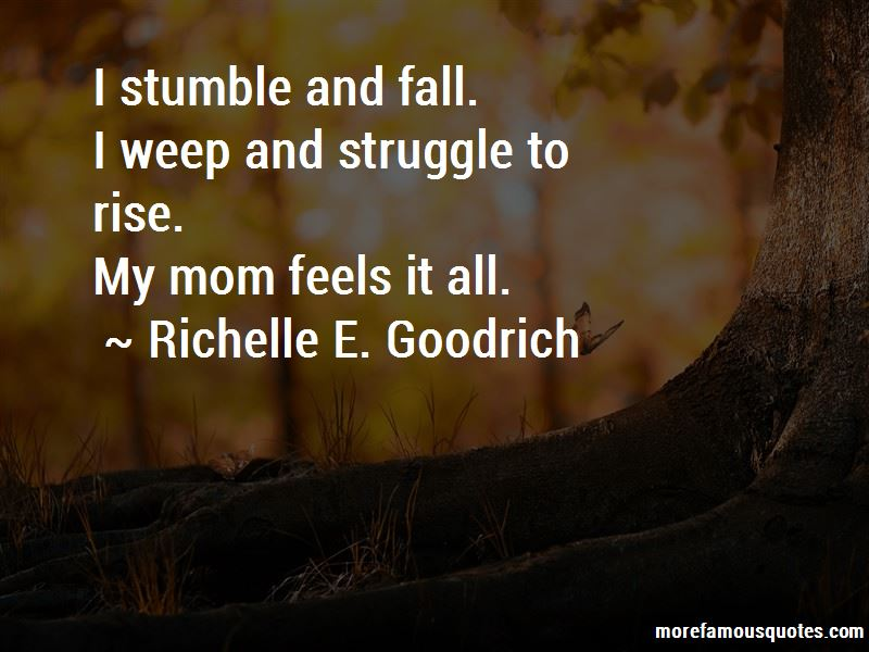 I Stumble And Fall Quotes Pictures 2
