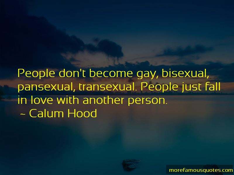 I'm Pansexual Quotes