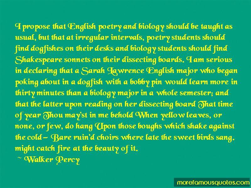 Irregular Students Quotes