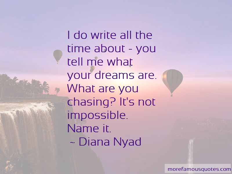 It's Not Impossible Quotes